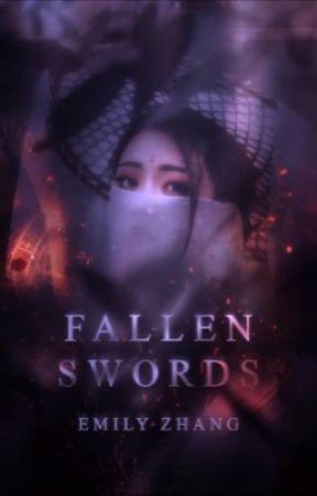 Fallen Swords by zero-infinity