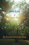 (M/n) (L/n) x Bakugou Katsuki[MULTIPLE OBSTACLES] cover