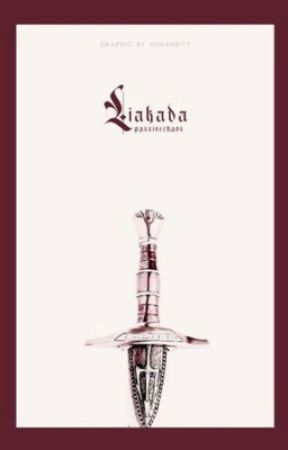 LIAKÁDA, percy jackson by PassiveChaos