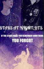 Stars at night; BTS by DABJINARABELLE29