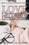 Love Letters and Literature  cover