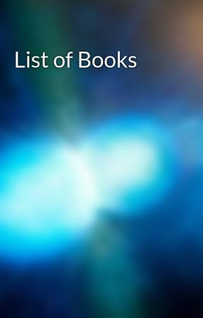 List of Books by Violet_1101