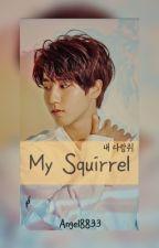 •MY Squirrel•  SKZ HAN JISUNG FF by Angel8833