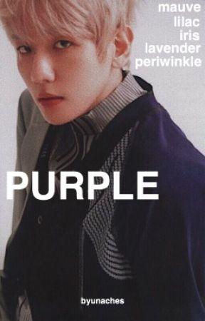 Purple (CHANBAEK) by byunsafety