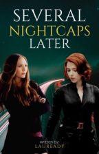 Several Nightcaps Later // WandaNat Bartender AU by lauready