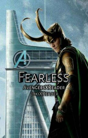 Fearless (Loki X Reader) by silvertonguedgirl