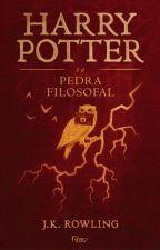 Futuro Presente - Harry Potter e a Pedra Filosofal by lumalopees