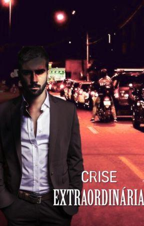 Crise Extraordinária by AmandaReznor