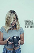 Blond Beauty by Snow--Flake