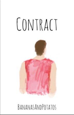 ContractーH.S AU by BananasAndPotatos