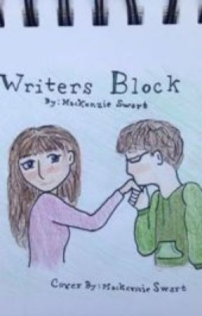Writers Block by macncheese91