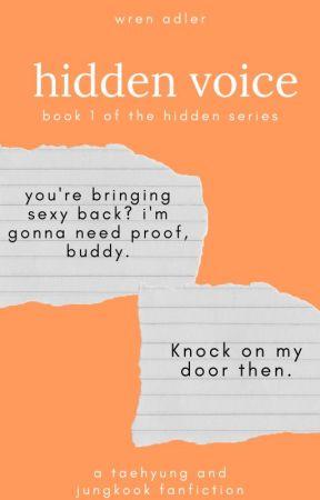 Hidden Voice » vkook by heartagust