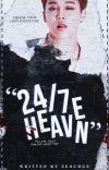 24/7HEAVEN - CYOA cover