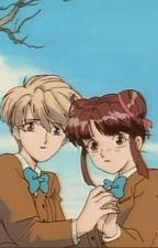 Hito och Hime 1 den förtrollade tjejen av muppida