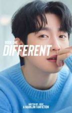 DIFFERENT | MARKJIN by UNIQUE-TIMES