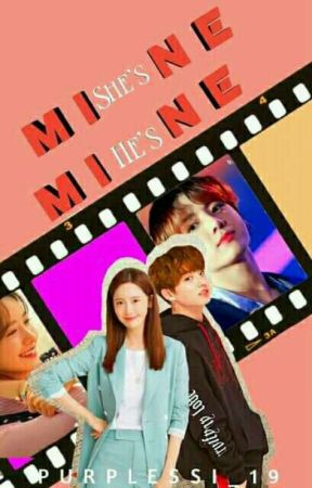 He's Mine, She's Mine [On-Going] by purplessi_19