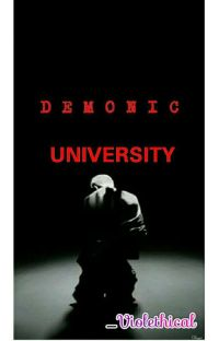 Demonic University (Completed) cover