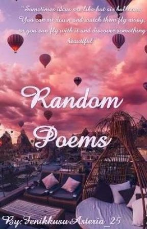 Random Poems And Monologues by RZN_022611