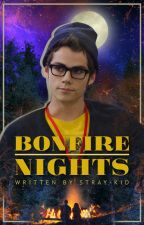 Bonfire Nights {Stuart Twombly au} by stray-kid