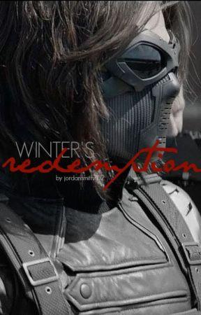 Winter's Redemption [winter soldier//Bucky Barnes AU] by jordan7095