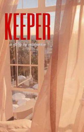 keeper » taekook. by wildgukkie