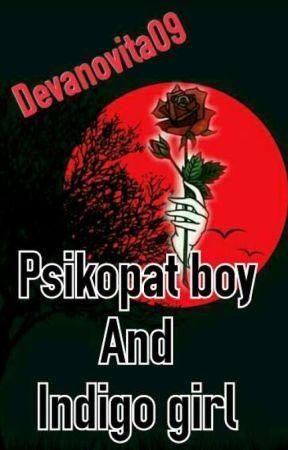Psikopat boy and indigo girl by Devanovita09