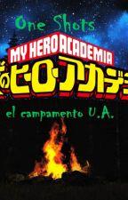 BNHA Campamento (Lectora x Varios) by Calaverita_Lila