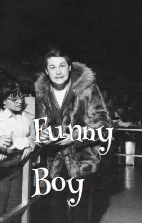 Funny Boy by tomboyinlace