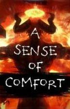 A Sense Of Comfort (Satan X Reader) by wackedout