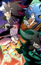 A Different World (Sonic Various X Reader) || ✔️|| by MariaAshiya