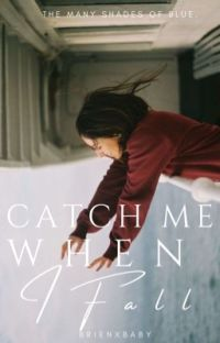Catch me when I fall cover