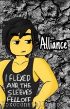 Alliance: [Cole X Reader] by xoxoconstellations