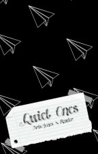 Quiet Ones//Aris Jones X Fem!Reader// by dinofilms