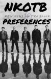 New Kids On The Block preferences  cover