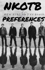 New Kids On The Block preferences  by prayersfortheblessed