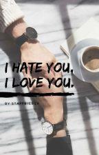 i hate you, i love you. - Tony Stark by girlyspower