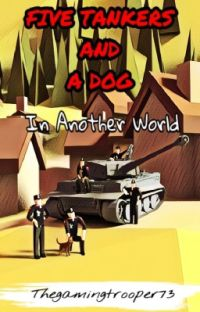 5 Tankers And A Dog In Another World cover