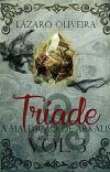 Tríade 3  - A Maldição De Arkális cover