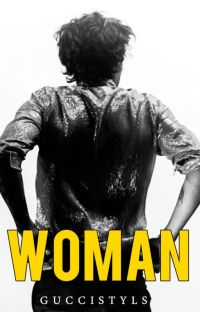 WOMAN. #1 cover