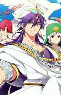Magi : As aventuras de Sinbad  (Sinbad × Dayla) cover
