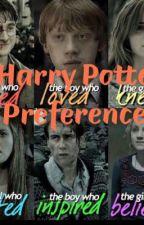Harry Potter Prefrences by WritingGeekFreak