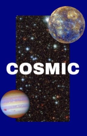 COSMIC ✨  by papiwaves
