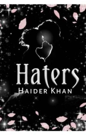 HATERS  by Justinz565