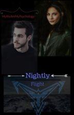 Nightly Flight  -Fem Percy- by mythsaremypsychology
