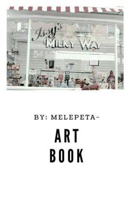 Artbook by melepeta-