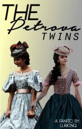 The Petrova Twins by lurkinq