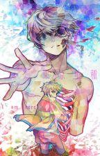 ángel Omegaverse  hide x kaneki by RubyBarrientosGomez