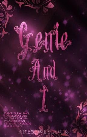 Genie and I by TheCowardGod