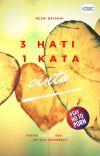 3 Hati, 1 Kata: Cinta cover
