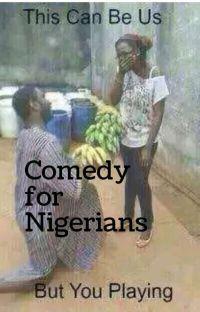 comedy For Nigerians cover